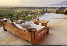 View from the terrace of a hotel of the great rift valley shompole lodge kenya. Millions of premium Stock photos and illustrations created by leading commercial photographers, world-famous Museums, Historical Archives and Private Collections. Image ID: Rift Valley, Peaceful Places, Beautiful Places, Porches, Bucket List Holidays, Frans Lanting, Outdoor Furniture, Outdoor Decor, My Dream Home
