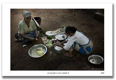 Préparation d'un repas