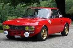 1972 Lancia Fulvia HF