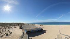 360º Virtual Visit to Praia do Carvalhal, Alentejo, Portugal - via www.visitasvirtuais.com