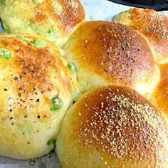 全部つながってもた(笑) - 26件のもぐもぐ - 枝豆チーズパン by yukoad