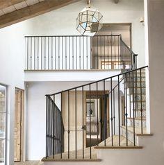 Giannetti Home Malibu Stairway