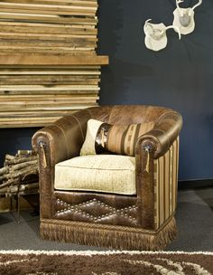 Genial Found It At Wayfair   Daltry Leather Chair