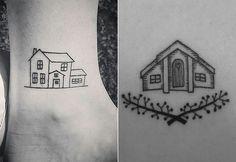 House Tattoo Inspiration | POPSUGAR Home