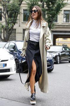 別再小看基本款的時尚魅力:白 Tee 穿搭特輯!
