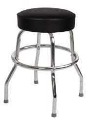 24 Inch logo bar stools are perfect for shorter counters. Advertise your company or brand at the point of purchase with a 24 inch logo bar stools. The logo bar stools sold at Bar Stools and Chairs are commercial parts counter stools.