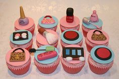 fancy cupcake decorations