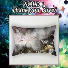 """FREE WORLDWIDE SHIPPING TODAY! Thank you very much to the buyer of my """"Nadir Rectangular Pillow / Small (17"""" x 12"""")"""" Hope you love your new Pillow ♥ Nadir design: https://goo.gl/vcMhMS Did you buy anything? Send me a photo on mail! nihal.07.86@gmail.com Facebook: https://www.facebook.com/puddingshades #society6 #pillow #rectangularpillow #nireth"""