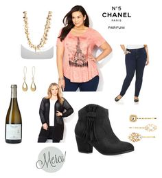 """Ooh La La"" by avenue365 on Polyvore Get the look at www.avenue.com!"