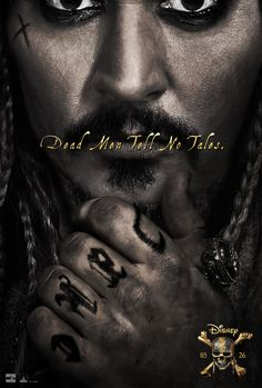 Return to the main poster page for Pirates of the Caribbean: Dead Men Tell No Tales (#2 of 15)