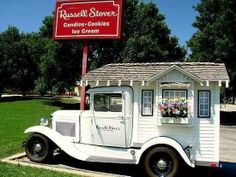 Russell Stover Candies Truck/Camper