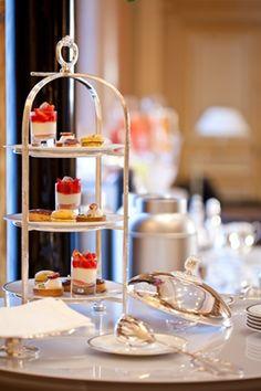 Hotel George V, Paris |  |  Hobby&decor ♡ | #decor #design #art #plating #flower #gourmet