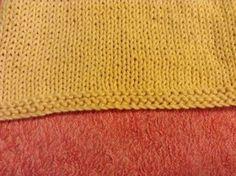 tutoriel montage tricoté