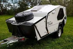 When the original Tvan trailer debuted in 1999, the Australian company Track Trailer sought to revolutionize the RV industry by providing an efficient, tow-behind trailer that was also durable enough to go off road. Fast forward 18 years and the new hardtop Firetail takes its most popular options and loads them all into one rugged, $57,900 trailer.