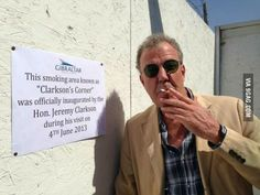 Awesome The great Jeremy Clarkson.