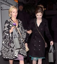 Brittany Snow and Anna Kendrick