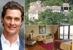 Matthew McConaughey – $4 Million, Austin A lot can be said about the audacity of a man that lives near water – and perhaps even more about the insurance company that provides his home with a cover. For Mathew McConaughey, this reality is all too familiar. His property is in the Rivercrest area near Lake …