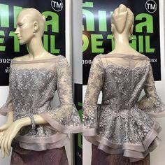 Thai silk design fashion. Detail Call:+66 962692524 IG: rapi.timudom and kong1980 WhatsApp: Thongchai Detail Line: thongchai.phu Email:thongchai.phu@gmail.com