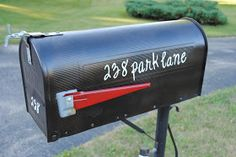 as for me and my house: A Quick & Thrifty Mailbox Makeover