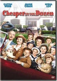 Cheaper By the Dozen DVD ~ Clifton Webb, http://www.amazon.com/dp/B00013RCAM/ref=cm_sw_r_pi_dp_WKHBrb0Y3SYZR