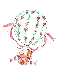 See The World 8x10 Nursery Art- child wall art- girl nursery- bunny rabbit-baby by ohhellodear on Etsy