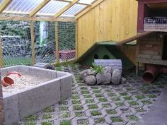 The Little Couple, Rabbit Hutches, Pet Cage, Catio, Guinea Pigs, Shelter, Bunny, Animal Cage, Pets