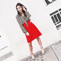 "Gefällt 5,238 Mal, 28 Kommentare - Sophia Smith (@sophiaxsmith) auf Instagram: ""#LETSWOW in leopard print! Cutest shirt from esmara x Heidi Klimt collection @lidluk #lidl…"""