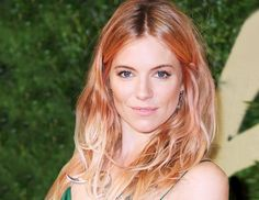 @Byrdie Beauty - The Style Leaders Who've Dyed Their Hair Pink, from Kate Moss to Sienna Miller