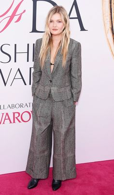 Sophie Kennedy Clark at the 2016 CFDA Fashion Awards