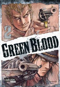 """Masasumi Kakizaki liefert in """"Green Blood (Band 2)"""" deutlich mehr Action, auch wenn die Handlung ein bisschen vorhersehbar ist."""
