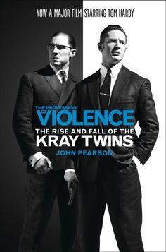 Legend - Rise & Fall Kray Twins Film Tie, Pearson, John