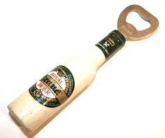 Drink advertising bottle opners & cap lifters for sale Bottle Openers, Barware, Beer, Fancy, Drinks, Antiques, Vintage, Root Beer, Drinking