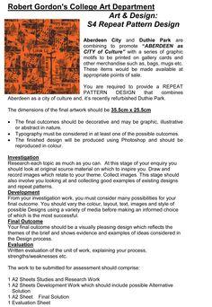 (National Design Brief. National 4, Art Analysis, Timorous Beasties, High School Art, Student Teacher, Arts Ed, Design Development, Repeating Patterns, Educational Technology