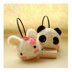 Panda & Rabbit Earmuff