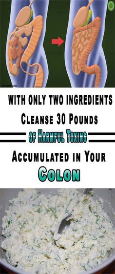 Remedies For Colon Cleanse Get Rid of 30 Pounds of Harmful Toxins Accumulated in Your Colon With Just 2 Ingredients! - One of the most important things is to cleanse the intestines of parasites, fecal deposits and mucus if you want to get rid Natural Detox Drinks, Natural Colon Cleanse, Healthy Detox, Healthy Drinks, Healthy Smoothies, Strong Drinks, Full Body Detox, Homemade Detox, Fat Burning Detox Drinks