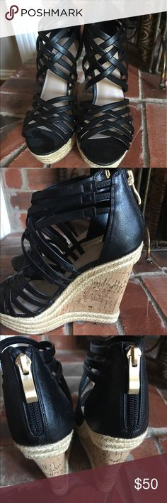 Selling this Charles by Charles David wedges on Poshmark! My username is: bkelly30. #shopmycloset #poshmark #fashion #shopping #style #forsale #Charles David #Shoes