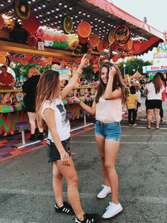 We need to go to the fair together this year w just us (and kaley probably too)
