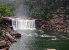 Kentucky Landscape Photography | Cumberlandfalls, Kentucky