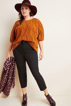 Plus Size Work, Plus Size Casual, Plus Size Outfits, Women's Plus Size Style, Plus Size Fall Outfit, Plus Size Pants, Work Fashion, Plus Fashion, Plus Size Fashion For Women
