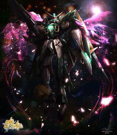 Gundam Fenice Rinascita (Gundam Build Fighters) gundam fan art