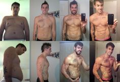 Please Repin and Like Follow FITQUOX for constant motivational before and afters www.FITQUOX.com #Before #After #FITQUOX