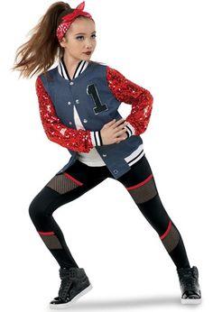 Weissman® | Athletic Jacket and Sport Leggings
