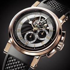 bregeut watches | Breguet Marine Tourbillon Chronograph