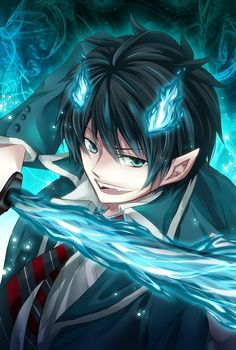 Blue Exorcist Fan Art Read and Discuss Blue Exrocist at MangaGrounds.net