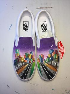 4a49ec2e39d fortnite shoes hand painted airbrush canvas sneakers. Design your ...