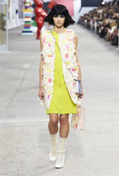 Ready-to-wear - Spring-Summer 2014 - Look 74 - CHANEL