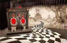 Alice In Wonderland Set Design Ideas Bing Images Alice Nel Paese Delle Meraviglie Decorazioni Idee