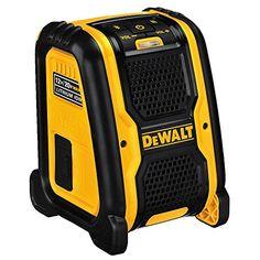 DEWALT DCR006 Jobsite Bluetooth Speaker DEWALT http://www.amazon.com/dp/B00ODN0QD6/ref=cm_sw_r_pi_dp_Zl5Jvb1VN2096