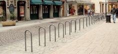 Mira, public design,  Fahrradständer, Fahrradanlehner, bicycle stands, Stadtmobiliar, street furniture