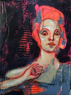 """abandoning the left overs"" sylvanfairy art"